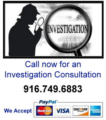 private investigation sacramento